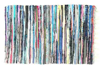 Rug Rag Style Cotton 60X90cm*BUY 6PCS FOR £1.75 EACH
