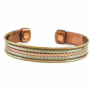 Bracelet Copper Magnetic Rope