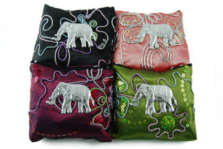 Purse With Elephant Pack Of 4