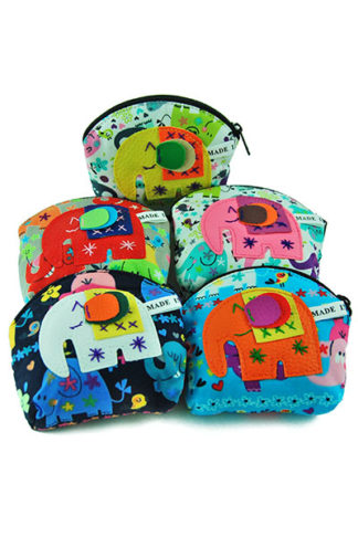 Purse With Owls Pack Of 5