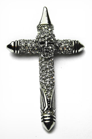 Pendant Stainless Steel Cross