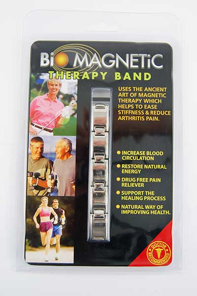 Bracelet Magnetic Plain Links