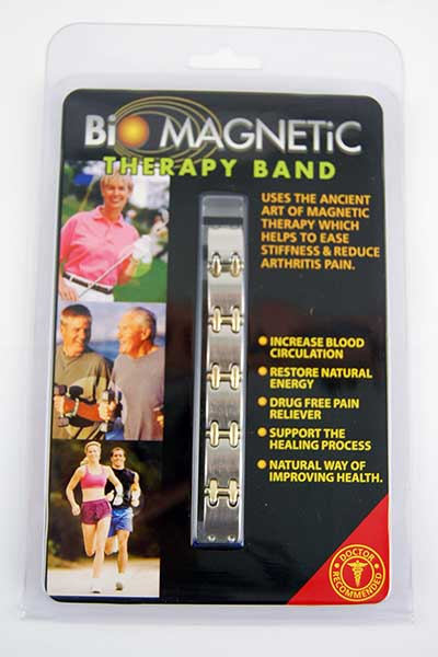 Bracelet Magnetic With Hinges