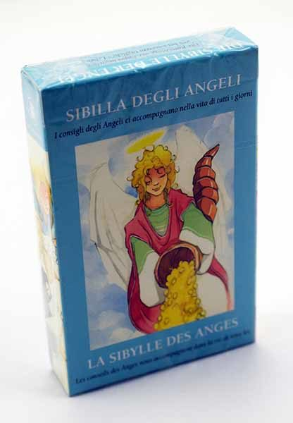 Tarot Card Angels Oracle