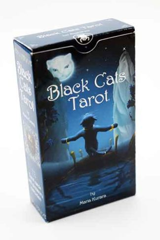 Tarot Card Black Cats