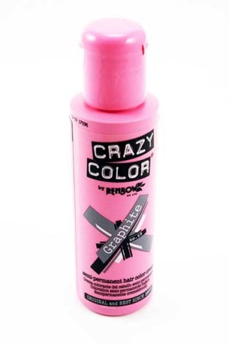 Crazy Colour (Graphite) 100ml