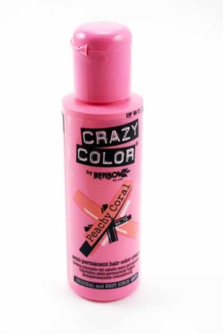Crazy Colour (Peachy Coral) 100ml