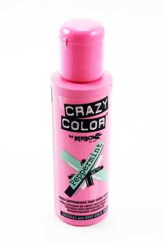 Crazy Colour (Peppermint) 100ml