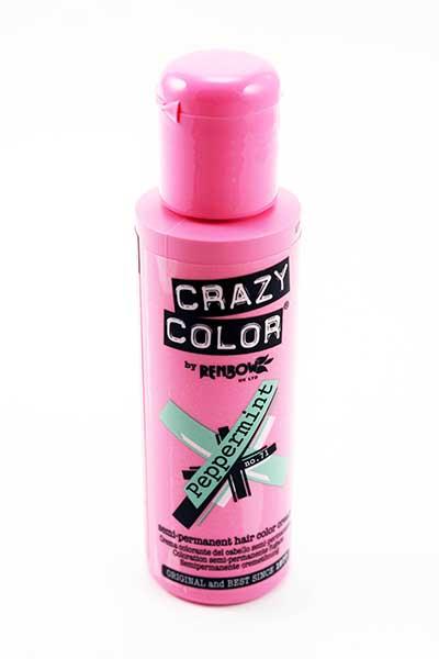 Crazy Colour (Peppermint) 100ml