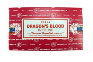 Incense Stick Satya Dragons Blood