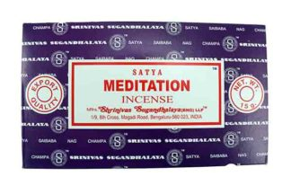 Incense Stick Satya Meditation