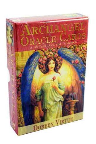 Tarot Card Archangel Oracle