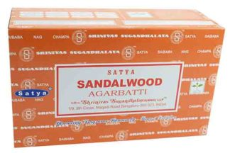 Incense Stick Sandalwood 12pcs