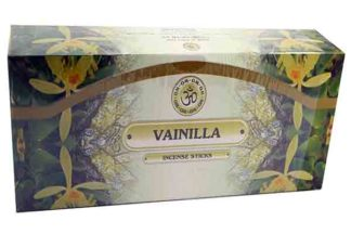 Incense Stick Vanilla 24 Packs **BUY 3 BOXES FOR £2.00 EACH**