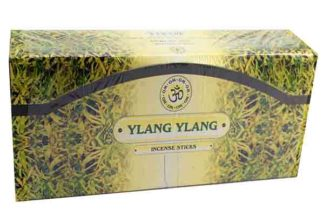 Incense Stick Ylang Ylang 24 Packs **BUY 3 BOXES FOR £2.00 EACH