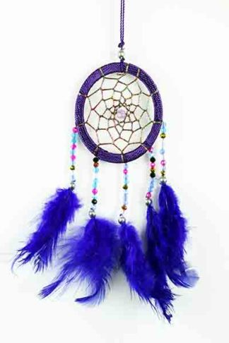 Dream Catcher Purple 6cm