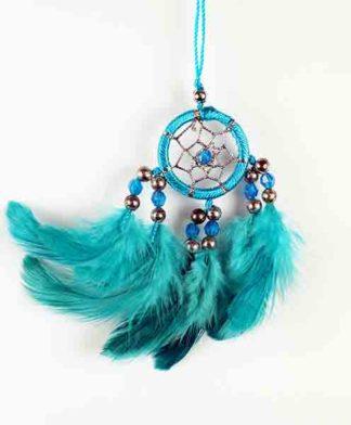 Dream Catcher Turquoise 3cm