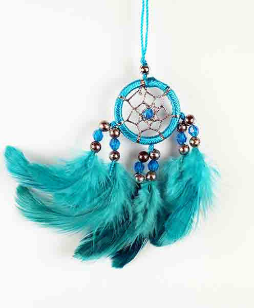 Dream Catcher Turquoise 3cm