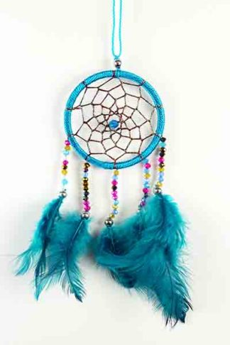Dream Catcher Turquoise 6cm