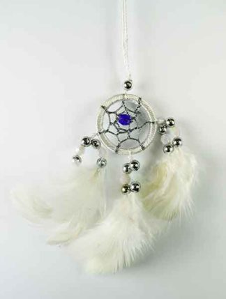 Dream Catcher White 3cm