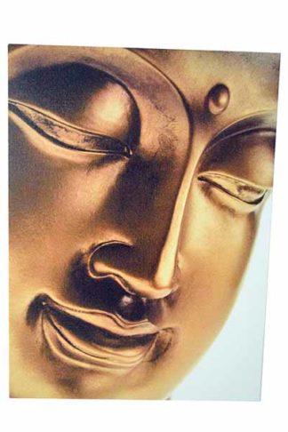 Frame Canvas Buddha Face