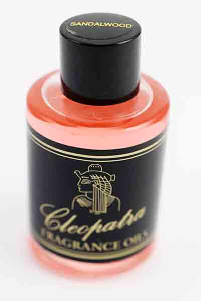 Oil Scented Cleo Sandalwood 2 Bottles