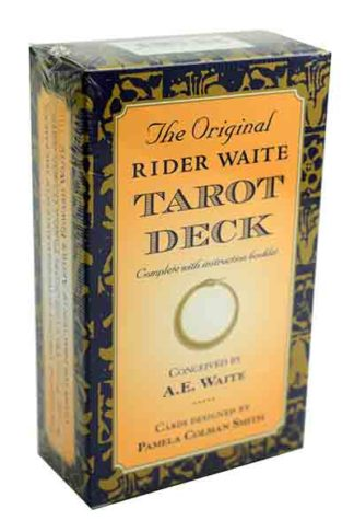 Tarot Card Original Rider Waite