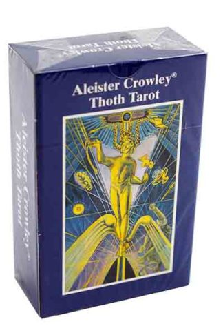 Tarot Card Crowley Pocket