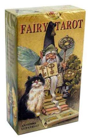 Tarot Card Fairy