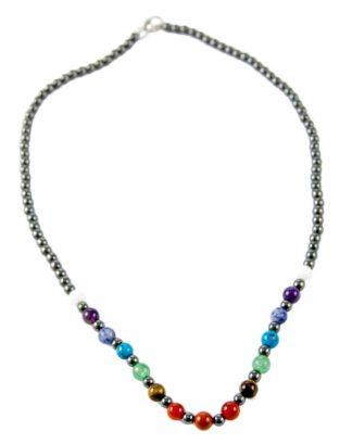 Necklace Chakra Stones