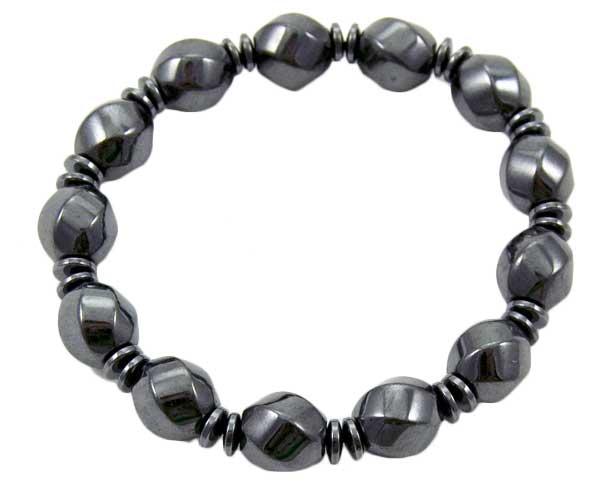 Bracelet Magnetic Hematite