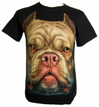 T-Shirt Medium Bull Dog