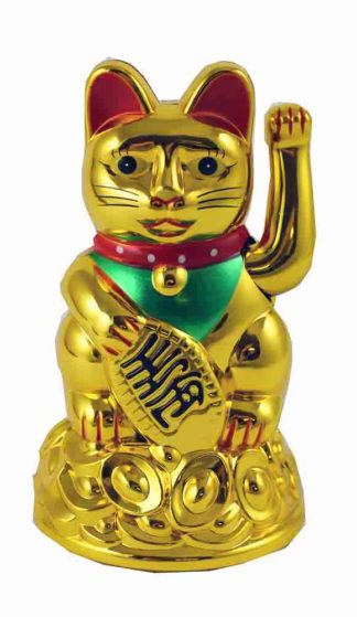 Waving Cat 4 Inch