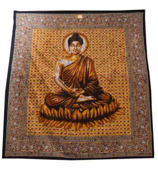 Bedspread Double Buddha