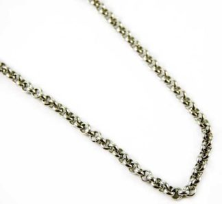 Chain Stainless Steel 4mm L22 Inch