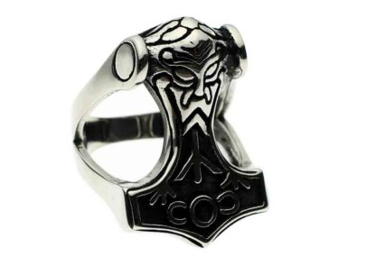 Ring Stainless Steel Viking