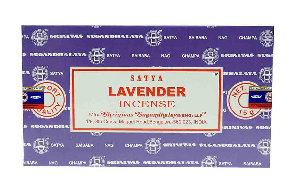 Incense Stick Satya Lavender