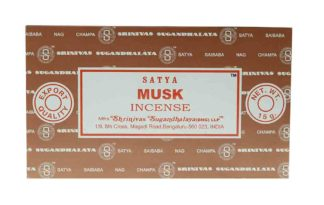 Incense Stick Satya Musk