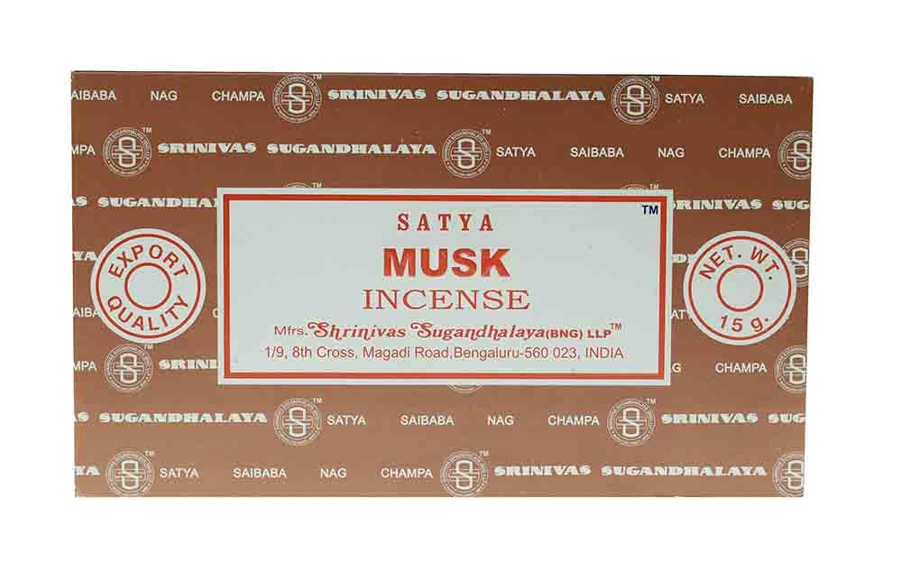 Incense Stick Satya Musk