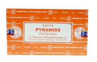 Incense Stick Satya Pyramids