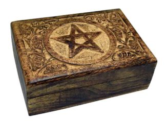Box Rectangle Pentagram