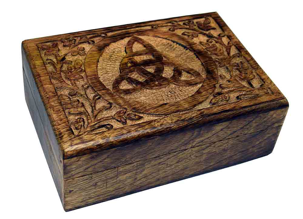 Box Rectangle Triquetra