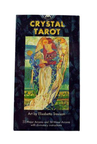 Tarot Card Crystal Scarabeo
