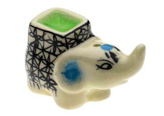 Incense Holder Elephant 2pcs