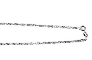 Silver Chain Singapore 22 Inch