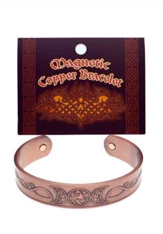 Bracelet Copper Magnetic Gothic