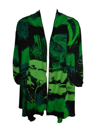 Jacket Kabaya Green