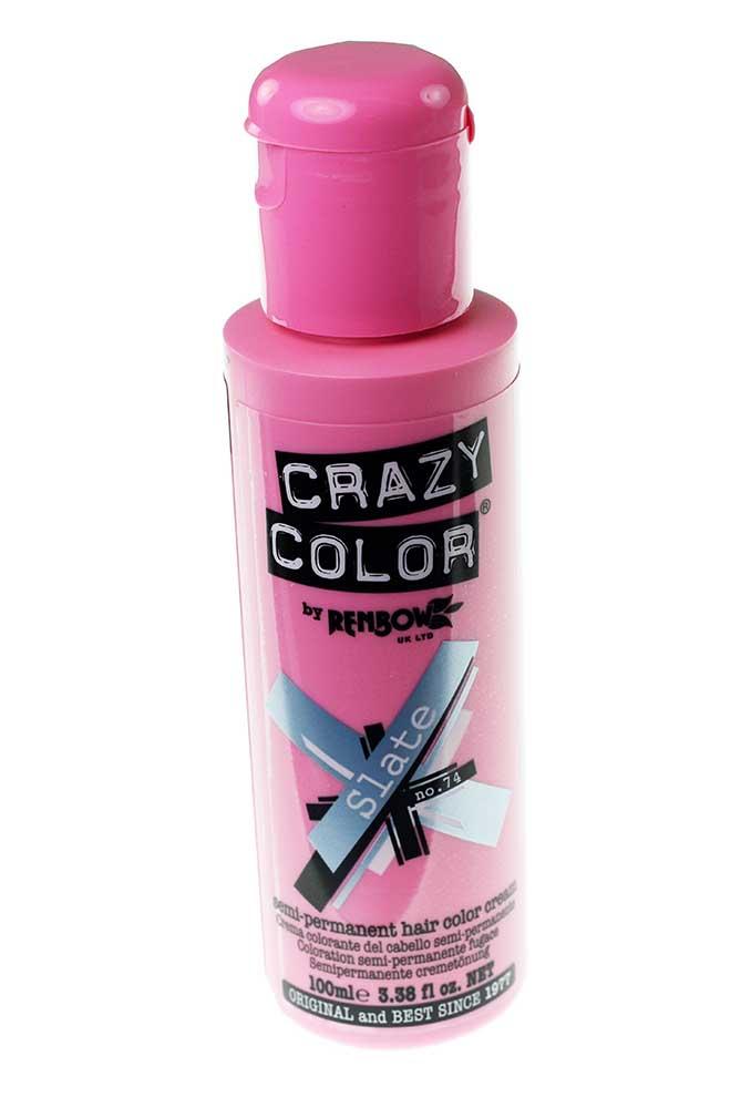 Crazy Colour Slate 100ml