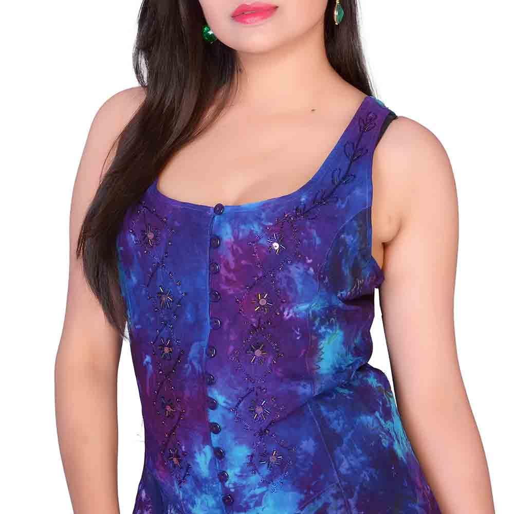 Jordash Blouse Blue M-L